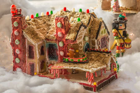 molly: Molly Brown House Gingerbread