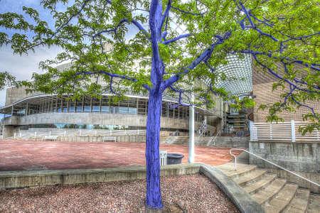 Konstantin Dimopoulos Blue Trees