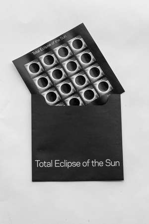 Total Eclipse Postage stamps