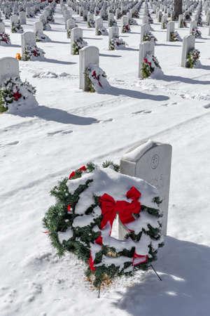 Wreaths Across America tradition