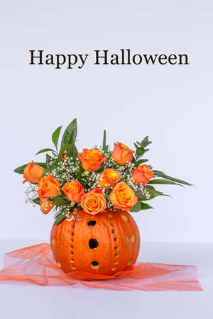 Happy Halloween Reklamní fotografie