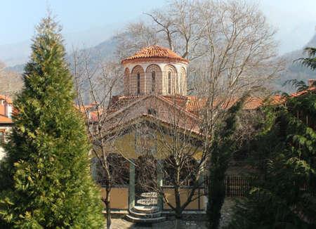 bulgaria: Bachkovo monastery in Bulgaria