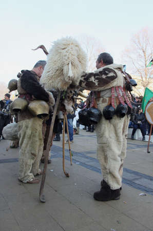 mummery: 25th International festival of masquerade games Surva, Pernik, Bulgaria  2016