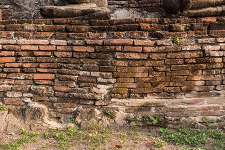 phra nakhon si ayutthaya: Ayutthaya historical park in thailand