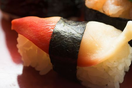 sushi sashimi Stock Photo - 2051540