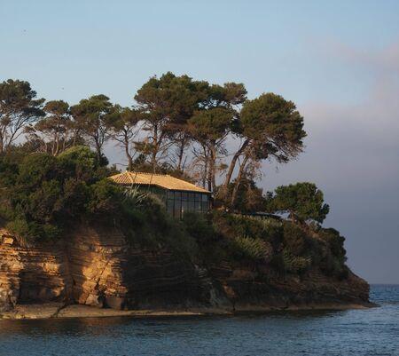 Agios Sostis in Zakynthos island,Greece , travel photo photo