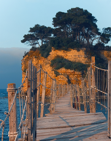 cameo: Cameo  Zakynthos island,Greece, travel photo Stock Photo