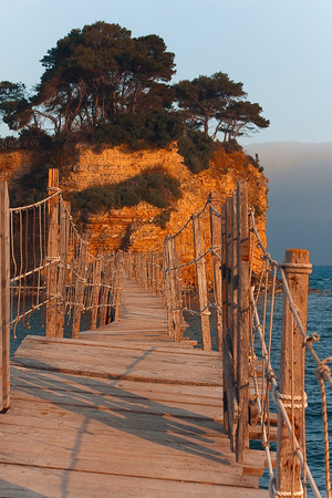cameo: Cameo  Zakynthos island,Greece. Travel photo.