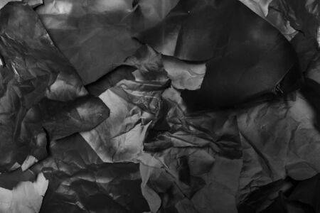 strappato carta colorata, struttura, sfondo, arte