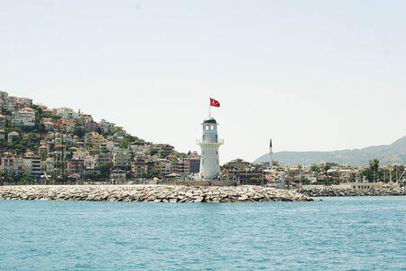 Alanya: Alanya lighthouse