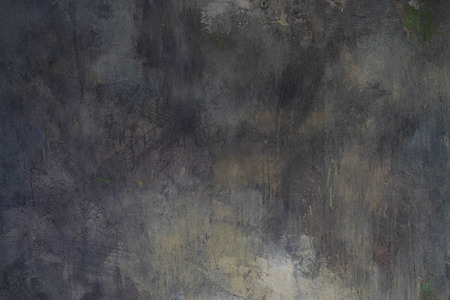 stone cold: cracked stone wall background, cold tones Stock Photo