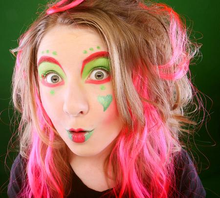 rudeness: funny girl