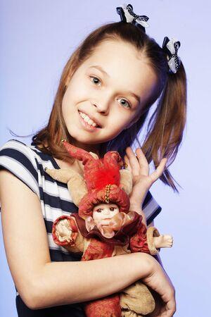 quite: little girl