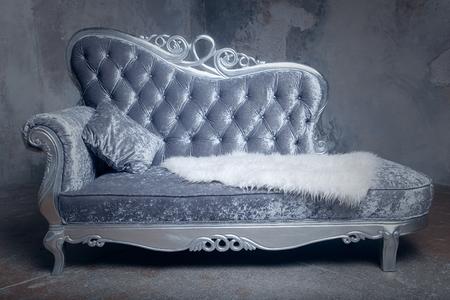 luxury baroque sofa