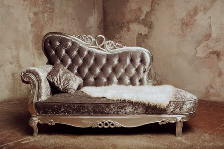 sumptuous: luxury baroque sofa