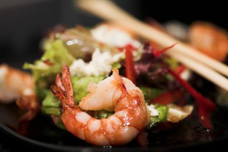 Japanese Food close up
