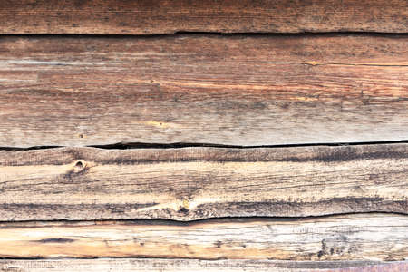 Image of an old wooden surface. Old beautiful wooden surface. Background. View from above. Large view. Closeup 写真素材