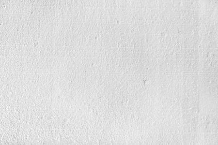 Texture Styrofoam. White surface background from Styrofoam. Zdjęcie Seryjne