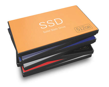 ssd: Solid state disks with clipping path