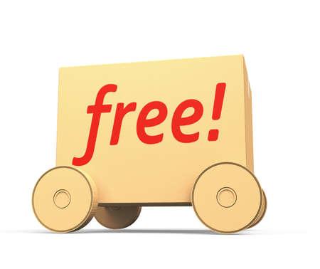 送料無料の概念