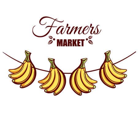 peasant: Farmers Market Bananas