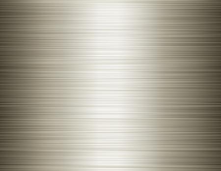 Brushed Metal Edelstahl Vektorgrafik