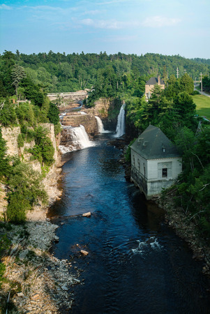 ausable chasm New york adriondacts