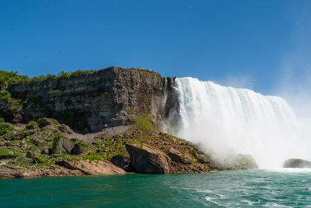 American falls, Niagara Falls, Canada Фото со стока - 115782931