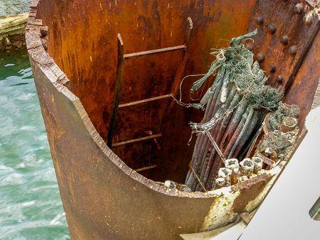 Pearl Harbor Memorial USS Arizona Smokestack