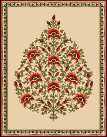Mughal Art Design