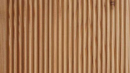 Deck board, Larix sibirica Stock Photo