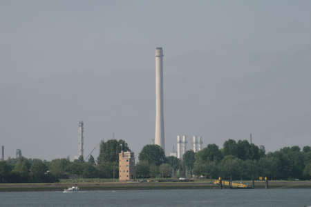 rotterdam: Industrial area Rotterdam