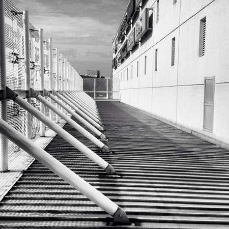 industrieel: Rooftop