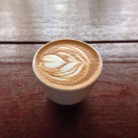 coffeecup: Coffee piccolo  Stock Photo