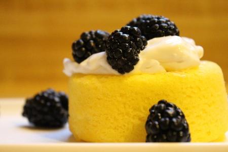 shortcake: Blackberry Shortcake