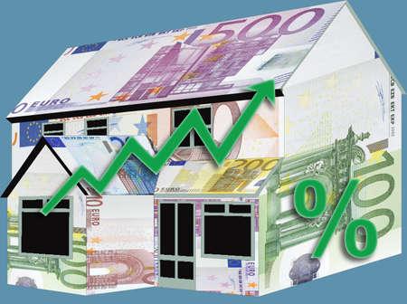 House price Stock Photo