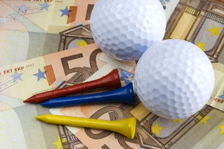 Price of golf