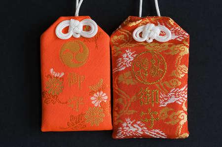 amulet: Couple of japanese amulet