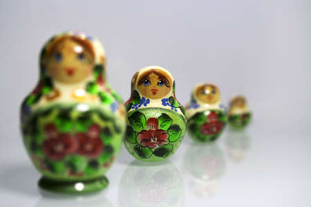 Russian doll Stock Photo - 4099524