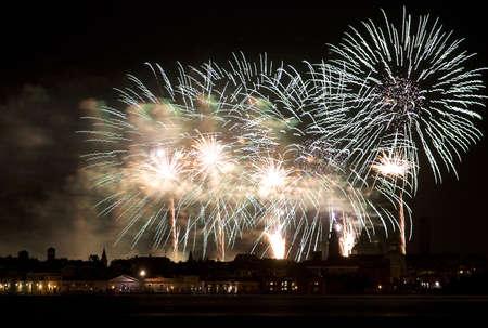 Firework c�l�bration