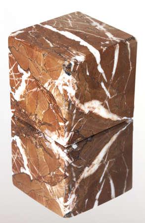 Carrara marble Banque d'images