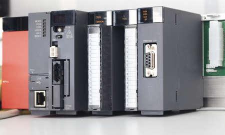 Plc automation  photo