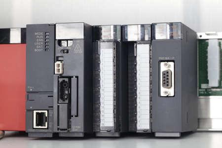 Plc automatisation Banque d'images