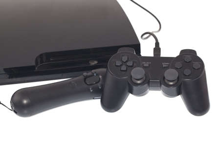 electronic games: Console accessories