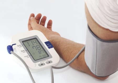 Blood pressure Stock Photo - 10636644