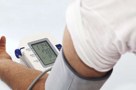Blood pressure  Stock Photo - 10635483