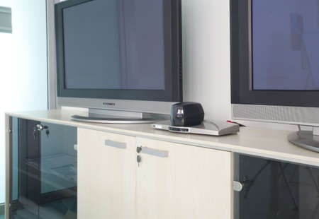 teleconferencing: Conference room