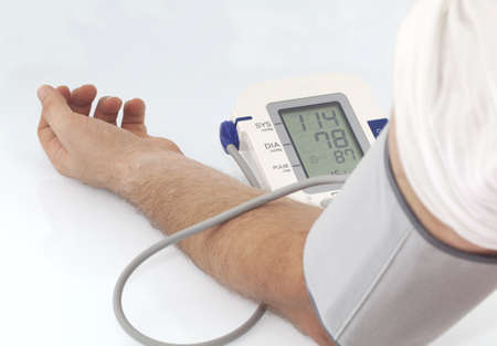 blood test: Blood pressure