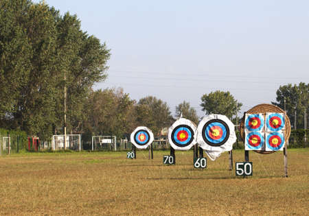 Archery Targets photo
