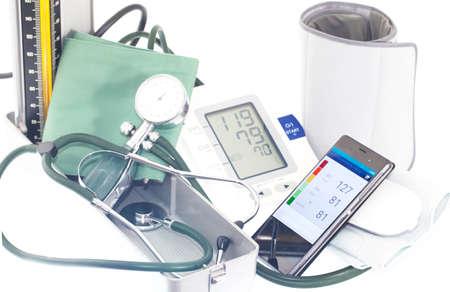Blood pressure Banque d'images
